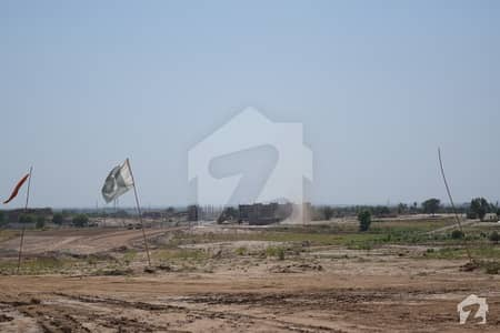 10 Marla Residential Plot Is Available On Installment In Blue World City Rawalpindi