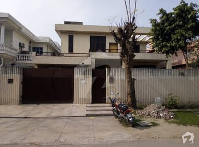 Urgent Sale 1 Kanal House On Prime Location  In Phase 1 DHA