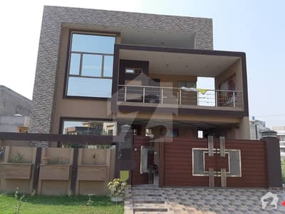 10 Marla Brand New Designer House For Sale Near Main Road Park And Mosque