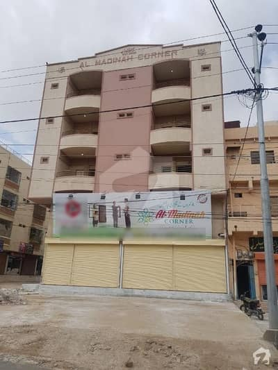 120 Square Feet Shop Available For Sale In Gulshan-e-Maymar Sector X4