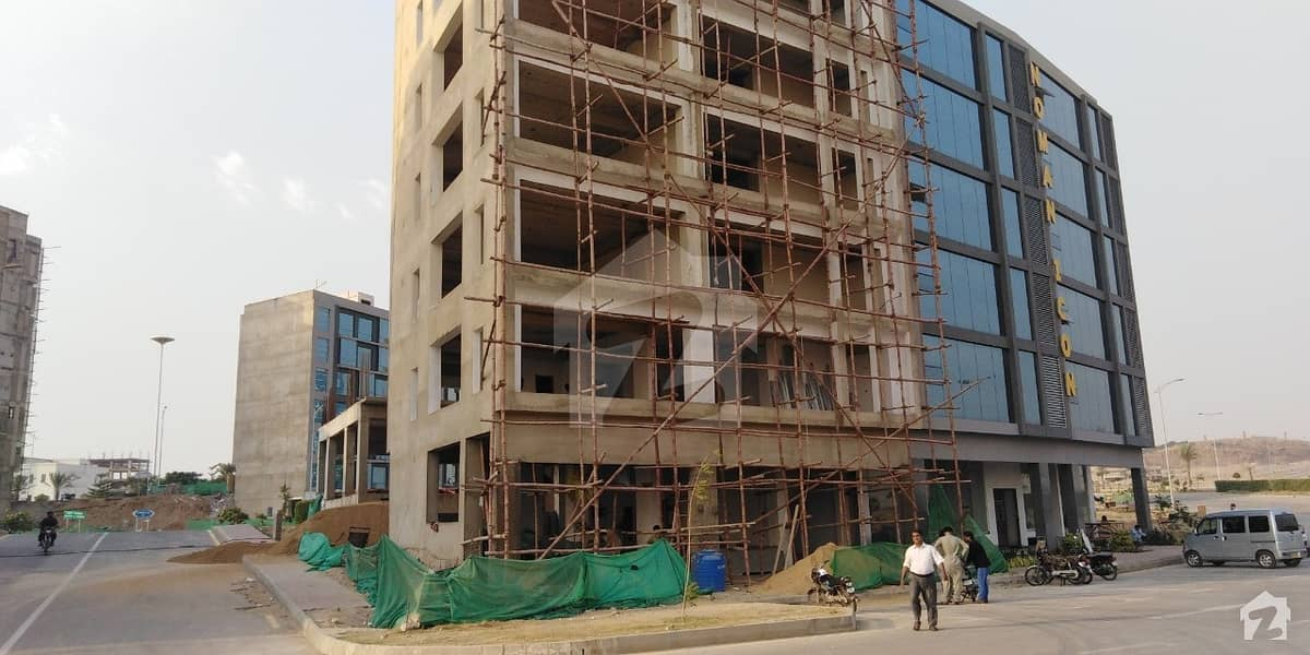 بحریہ مڈوے کمرشل بحریہ ٹاؤن کراچی کراچی میں 4 مرلہ دفتر 76.5 لاکھ میں برائے فروخت۔