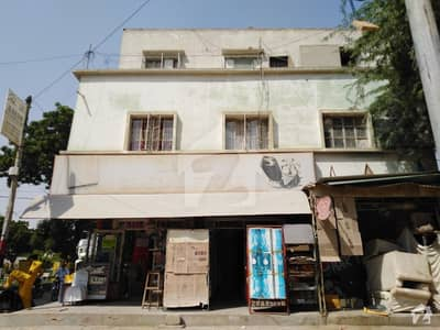 3 Side Corner Building Is Available For Sale