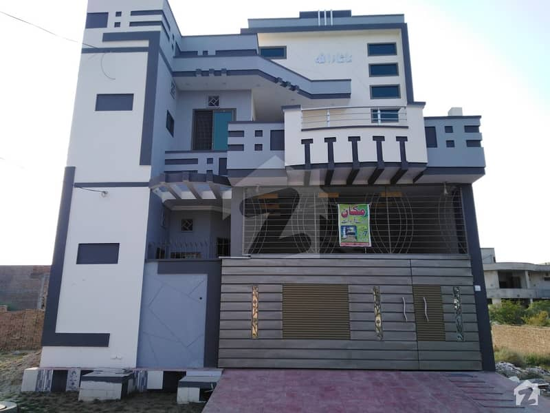 7 Marla Double Storey House Is Available At Good Location