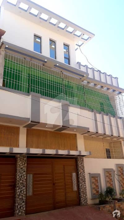 Triple Storey Bunglow Is Available For Sale In Sindh Housing Society Phase 1 Jamshoro