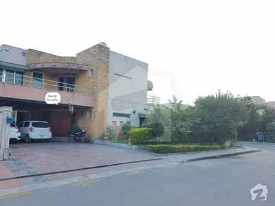 22 Marla House For Sale Executive Lodges Bahria Town Pahse 3