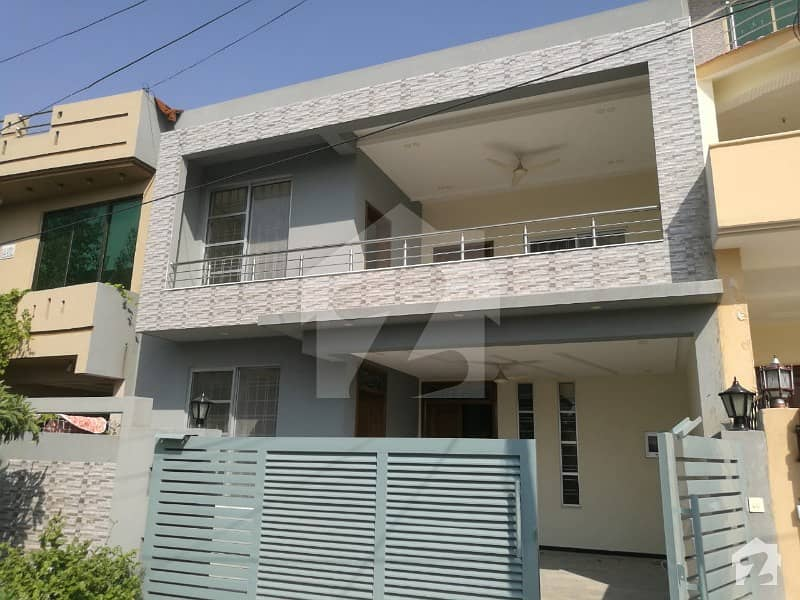 10 Marla Brand New House Available For Sale In D-17 Islamabad
