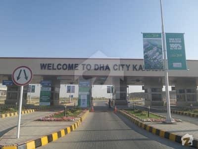 ڈی ایچ اے سٹی ۔ سیکٹر 3اے ڈی ایچ اے سٹی - سیکٹر 3 ڈی ایچ اے سٹی کراچی کراچی میں 1 کنال رہائشی پلاٹ 85 لاکھ میں برائے فروخت۔