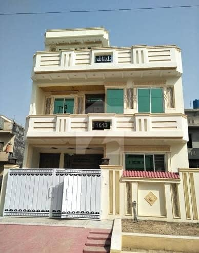 35x70 Brand New House Corner for Sale