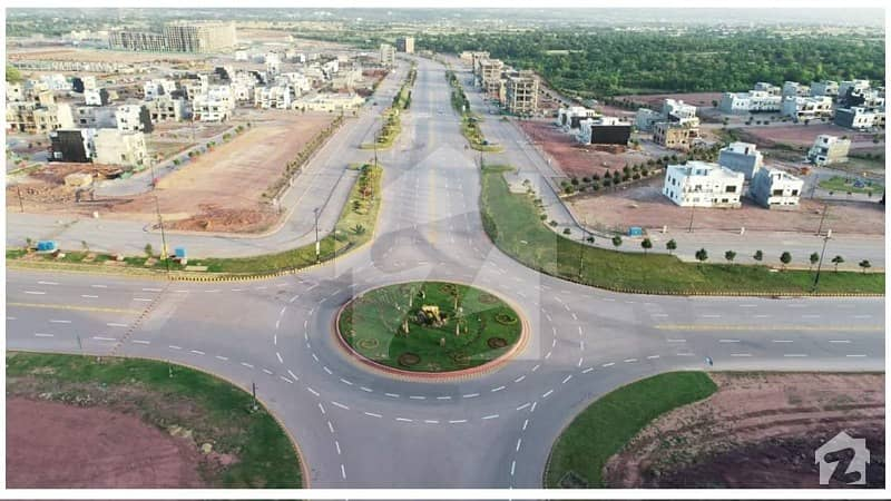 Commercial Plot In Sector H Civic Zone