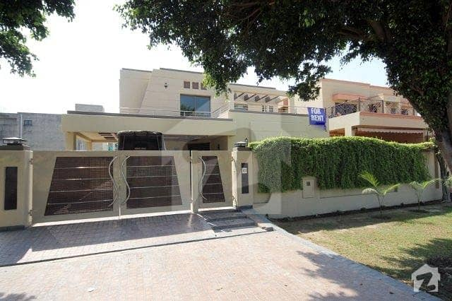 1 kanal Beautiful House For Rent in Phase V DHA