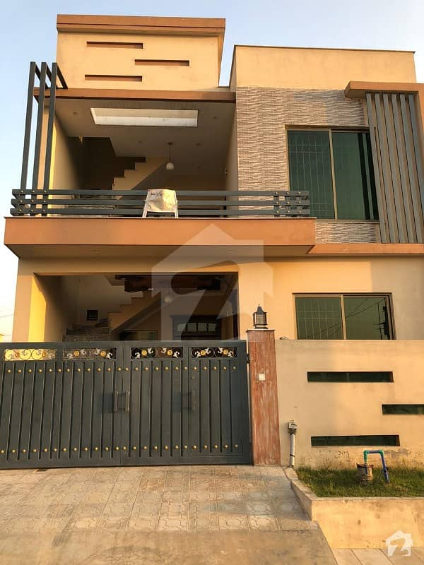 5 Marla 25x50 Brand New House For Sale