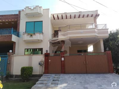 7 Marla Double Storey Corner House For Sale