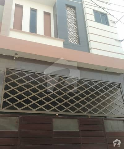6 Marla Triple Story House for rent