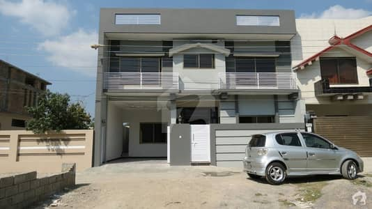 Brand New House available for sale Officer Colony Abbottabad