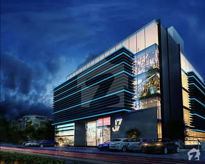 Office Hall For Sale At Lake View Point Islamabad