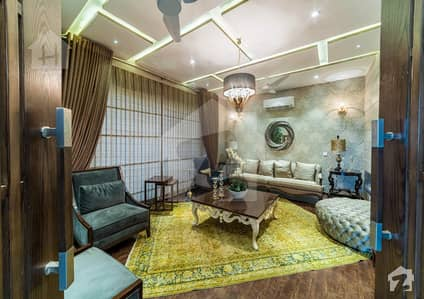 Mazhar Design Layout Bungalow With Wing Chair Furniture