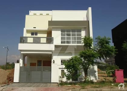 Beautiful Designed Double Storey House Is Available For Sale In Bahria Enclave Sector B1 Islamabad