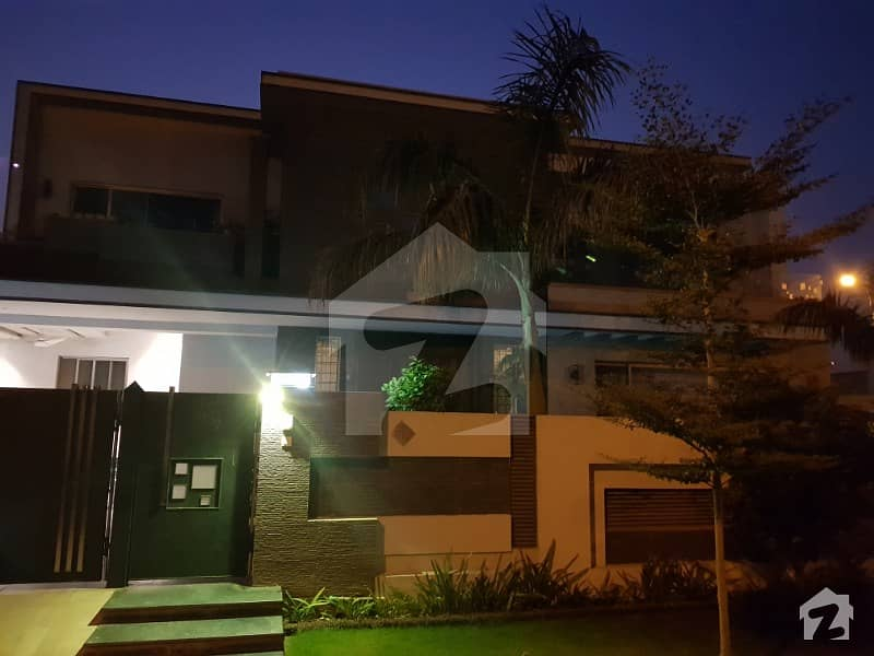 DHA Phase 6 1 Kanal Corner Double Gate Triple Unit Full Basement Owner Built Ideal Location Ideal House For Sale