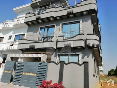 House For Sale At Cda Sector Islamabad