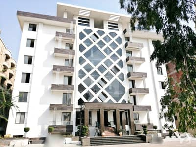 2 Bed Luxury Apartment for Sale In DHA Phase 8 Facing Park