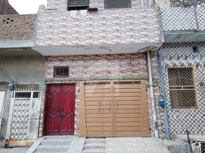 2.5 Marla House For Sale Tripple Storey