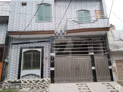 5 Marla House For Sale Double Storey