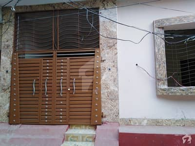 2.5 Marla Double Storey House For Sale In Anayat Colony