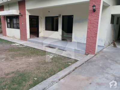 Excellent Single Storey House For Rent In F-7