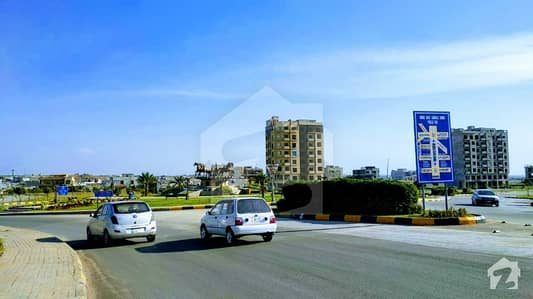 8 Marla Commercial Corner Plot Available In Business Bay DHA
