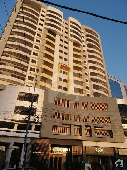 2 Bed With D/D Flat At Remmco Tower Tipu Sultan Road