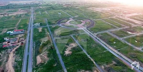 1 Kanal Plot On Main 150 Feet Sir Syed Ahmed Rd Near To Kashmir Highway