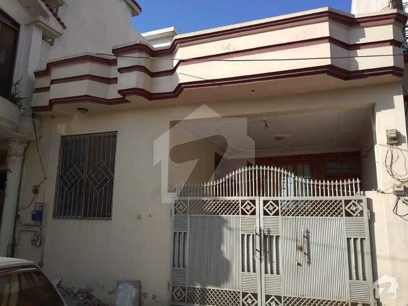 Munawer Coluny 5 Marla Solid House With Gas And Water Near Main ADYALA.