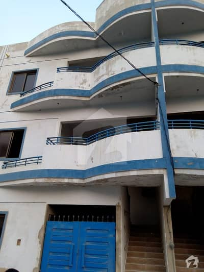 وسی کنٹری پارک گلشنِ معمار گداپ ٹاؤن کراچی میں 2 کمروں کا 5 مرلہ مکان 85 لاکھ میں برائے فروخت۔