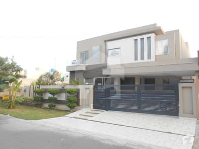 Lavish Location One Kanal Brand New Bungalow For Sale At State Life