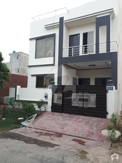 5 Marla Triple Storey House For Sale