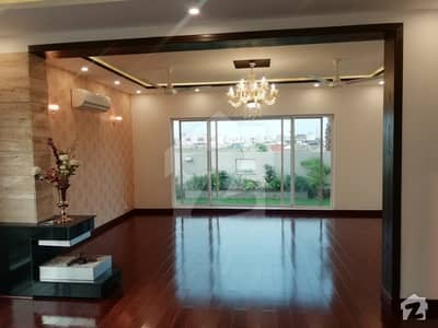 1 Kanal New Stylish Villa House For Rent In DHA Phase 5