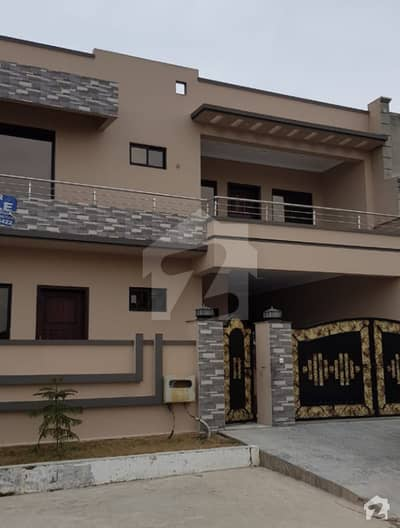 12 Marla Brand New House For Sale