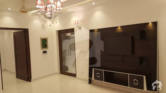 Beautiful Style Construction 9 Marla Brand New Semi Furnished Bungalow With Basement For Rent