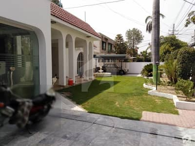 3 Kanal Well Maintained House Is Available For Rent