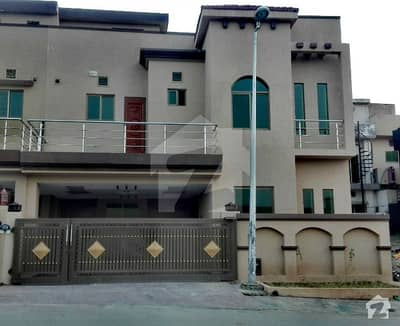 7 Marla Brand New House For Sale Bahria Town Phase 8 Abu Baker Block