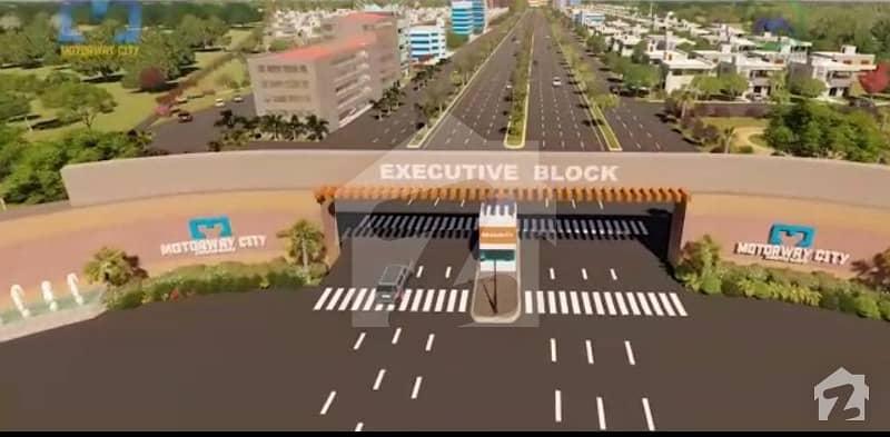 Motorway City Executive Block Near New ISB International Airport