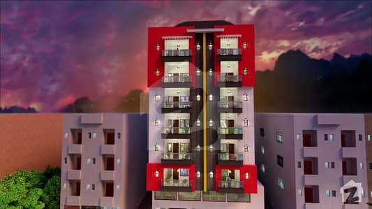 Most Luxurious Apartment Is Available For Sale In Al Fatah Pride Gulistan E Jauhar
