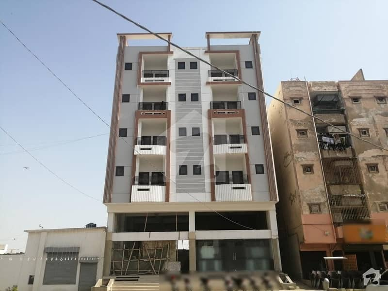 Most Luxurious Apartment Is Available For Sale In Al Fatah Arcade  Gulistane E  Jauhar