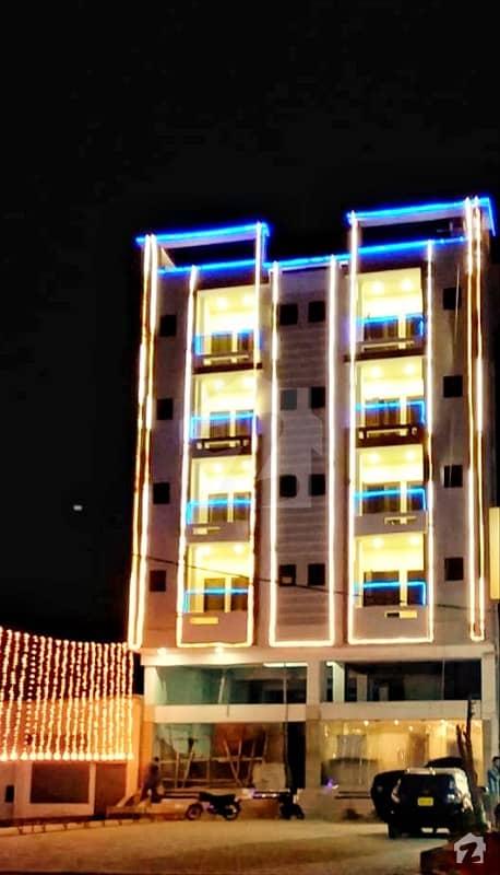 Most Luxurious Apartment Available In Al Fatah Arcade  Gulistan E Jauhar