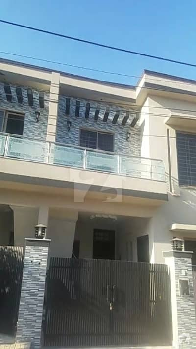 25x50 Brand New double storey 4bedroom house for sale in snober city adiala road rawalpindi