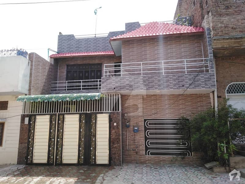 5 Marla & 190 Square Feet Double Storey House For Sale