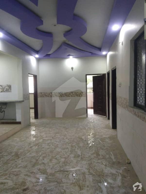 گلزارِ ہجری گلشنِ اقبال ٹاؤن کراچی میں 3 کمروں کا 6 مرلہ فلیٹ 90 لاکھ میں برائے فروخت۔