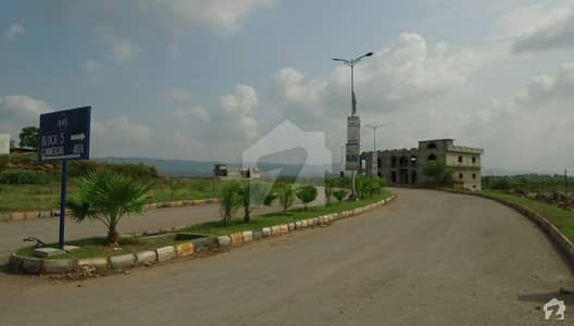 Commercial Plot Available Near Cpec And Also Niia