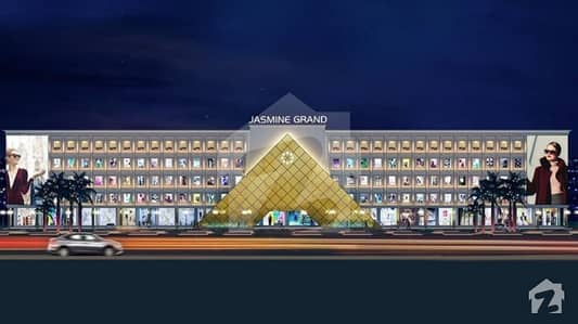 Brand New Shop For Sale In Sector E Near To Eiffel Tower Bahria Town Lahore