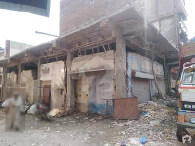 4 Marla & 261 Square Feet Commercial Building For Sale In Block No 18